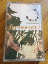 THE PSYCHEDELIC FURS WORLD OUTSIDE CASSETTE ALBUM PLAY TESTED