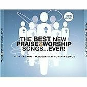 The Best New Praise And Worship Songs... Ever 3 Cd, Various, Very Good Box set
