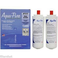 Genuine 3M AquaPure AP5527 Pre and Post Water Filters For AP-RO5500 NEW