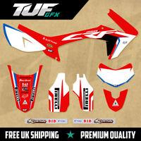 HONDA CRF 250L 2013 - 2019 Full Graphic Kit Mx Motocross Enduro Decals AMA