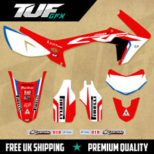 Honda CRF 250l 2013 - 2019 Full Graphic Kit MX Motocross Enduro Decals AMA