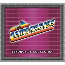 Los Temerarios Box set 3CD Tesoros de coleccion NEW SEALED NUEVO