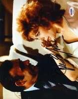 Jill St John Psa Dna Coa Hand Signed James Bond 8x10 Photo Autograph