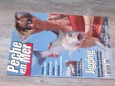 $$$ Revue La peche en mer N°264 JiggingBelle-IleNoeud du penduFreins