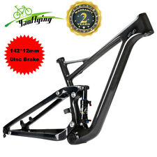 Mtb Carbon Frame 29er Full Suspension Mountain Bike Frame + Air Shock Absorbers​