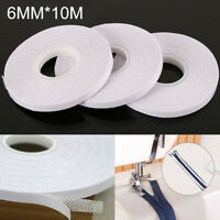 3 Rolls DIY Double Sided Tape For Quilting Sewing Wash Away Tape 10M 33FT 6mm
