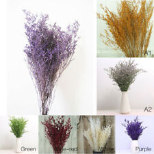 1Bunch of Handmade Plant Natural Dried Flowers For Home Dector For  Handicraft