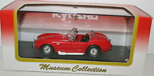 Kyosho 1/43 03011R shelby cobra 427 s/c rouge