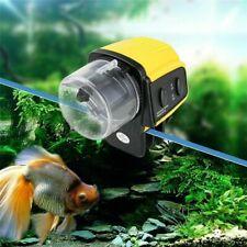 Automatic Fish Food Feeder Aquarium Tank Feeding Timer Adjustable Auto
