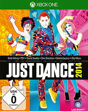 Just Dance 2014 (Xbox One, kompl. in deutsch, Anleitung) AA28