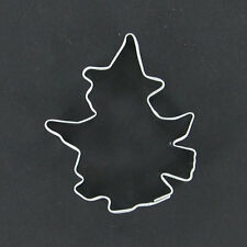 MINI FLYING WITCH COOKIE CUTTER HALLOWEEN SCARY HAUNTED HOUSE PARTY FALL WOMAN