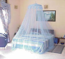 Ans Mosquito net Soft Round Double Bed And Single Bed Multi Purpose