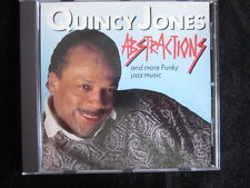 Quincy Jones-abstractions (CD) and more Funky Jazz Music