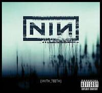 NINE INCH NAILS - WITH TEETH CD NIN TRENT REZNOR *NEW*