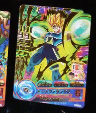 DRAGON BALL Z DBZ HEROES JAAKURYU MISSION CARD PRISM CARTE HJ7-06 RARE DBH JM NM