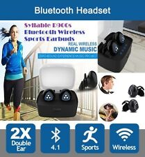 Syllable D900S Wireless Bluetooth Sports Wireless Earbuds