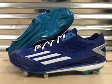 Adidas Energy Boost Icon Lorenzo Cain Pe Baseball Cleats Blue Sz 13 ( Aq8401)