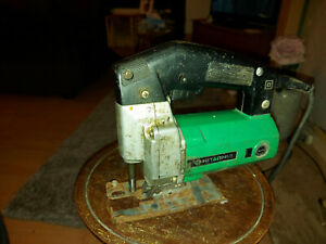 Used  Hitachi JHT-60A Jigsaw Spares or Repair