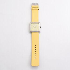 Reloj Pertegaz PDS-026-Y Amarillo Unisex Lote #3937