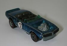 Redline Hotwheels Blue 1970 Light My Firebird oc11987