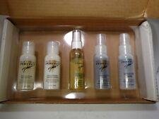 Nick Chavez  perfect plus Shampoo Conditioner mists shine travel 5 Pc Set NIB