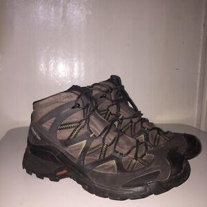 SALOMON Hiking Shoes Contagrip Size UK 11 EUR 46.5