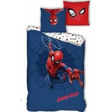 Parure Housse de Couette Spider-man Marvel en bleu