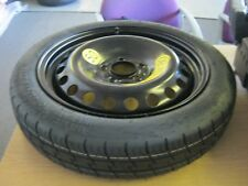 """FORD FOCUS + C MAX +GRAND  2011-2017 16"""" 125/70 16 SPARE WHEEL SPACE SAVER TYRE"""