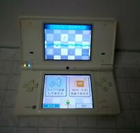 Nintendo DSi White TWL-001 Japanese *Console Only*