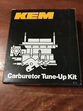 KEM 15003 Carburetor Kit for Carter WO Jeep Jeepster Willys