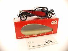 Rio n° 48 Bugatti T50 5000 cc 1932 neuf en boite 1/43 mint