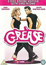 Grease (2 Disc Special Edition with Sing-long) [DVD], , Used; Very Good DVD