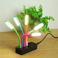 1pc USB LED Licht Leuchte Lampe Leseleuchte für Laptop Notebook Netbook MacBook