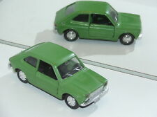 VINTAGE 1/43 toys  Diecast metal CAR toys EL48  FIAT 127 iden seat POLISTIL