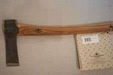 Gransfors Bruks Mortise Axe #485 Swedish Hand Forged Axe with sheath & axe book