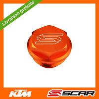 COUVERCLE MAITRE CYLINDRE FREIN ARRIERE ORANGE KTM SX SXF XC EXC EXCF SX-F SMR