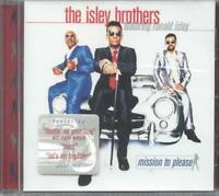 THE ISLEY BROTHERS - MISSION TO PLEASE NEW CD