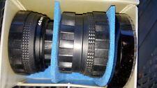 Kenko Wide Conversione x 0.7 ksw-07 + Tele CONVER x 1.4 kst-14 + Hoya 46 mm PL-CIR