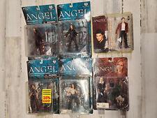 New ListingLot Of 6 Angel Buffy Tv Series Action Figure Faith Cordelia Darla