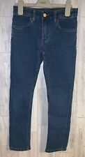 Girls Age 7-8 Years - H&M Blue Skinny Jeans