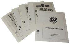 Lindner T512/84 USA emisiones generales, conmemorativas y aéreas- Año 1984 a 198