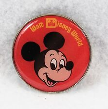 Disney WDW Florida Project Mystery Character Buttons Mickey Mouse Pin