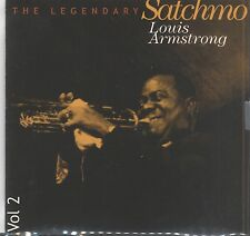 Louis Armstrong Satchmo Cd