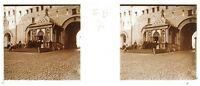Russie Foto P3n2 Stereo Placca Da Lente Vintage