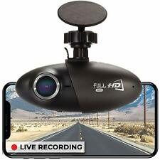 Dash Cam Powered by Nexar, Cloud Storage for Video Clips and 32GB SD Card Incl