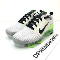Nike Air VaporMax Flyknit 3 GS Size 6Y / Women's 7.5 VAST GREY Shoes bq5238 005