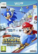 Mario & Sonic at the Sochi 2014 Olympic Winter Games (Wii U Game) *VGC*