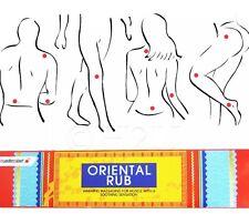 Masterplast Oriental Rub Warming Massaging Muscle Rub Soothing Sensation 70g
