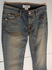 A|X ARMANI EXCHANGE Women's  Denim Jeans Size 0