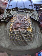 Star Wars Ewok Wicket Shirt XL
